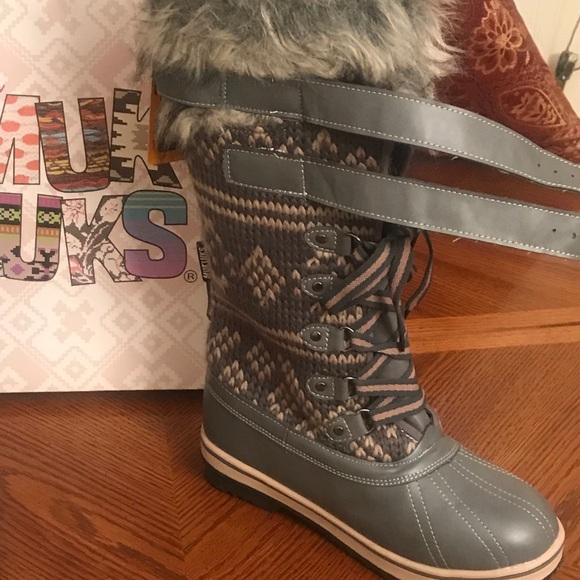 muk luk boots on sale